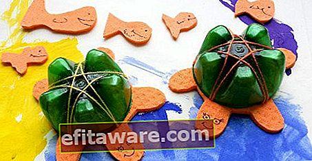 아이들에게 재미있는 방법으로 재활용을 가르치는 11 가지 수제 장난감