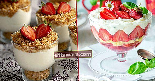 10 pratiche ricette di dessert in tazza che ti faranno applaudire da tutti con la loro presentazione