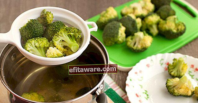 Un sapore che protegge dal riassorbimento osseo e dalle cisti e aiuta la perdita di peso: Broccoli Cure