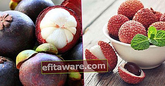18 frutti diversi che non hai mai sentito, visto o mangiato finora