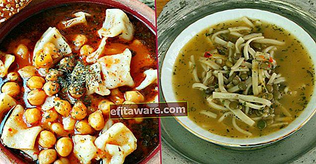 10 ricette di zuppe sostanziose e curative che dovresti incontrare da luoghi diversi