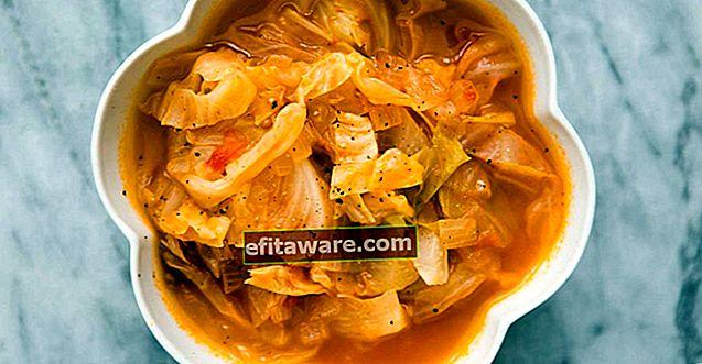 Dieta miracolosa che fa perdere 5 peso in una settimana: dieta a base di zuppa di cavolo