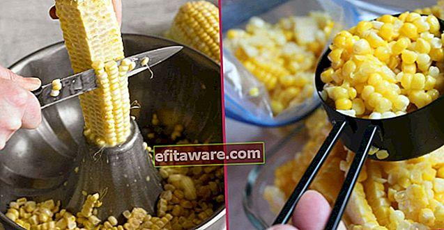 Sie wussten nicht, dass es so einfach ist: Wie man Mais extrahiert, wie man lagert?