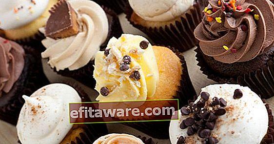 Tipps, wie man Cupcakes schön macht, um Dekorationen und köstliche Rezepte zu präsentieren