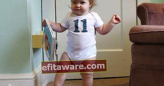Wenn Ihr Kind wächst: 11 Monate alte Babyentwicklung
