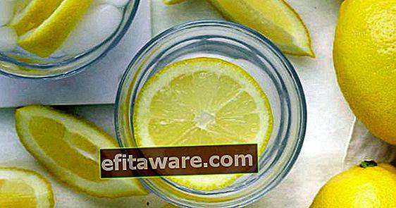 Salah satu Diet Penyegar yang Diduga Turunkan 4 Berat Badan dalam 1 Minggu: Diet Air Lemon