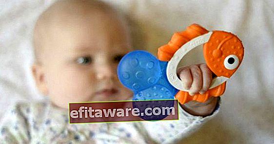 When Your Little Is Growing: Perkembangan Bayi Usia 5 Bulan