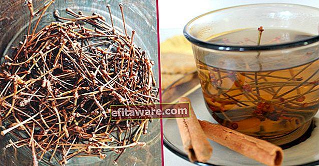 Avrai voglia di bere quattro stagioni quando vedrai i suoi benefici: tè al gambo di ciliegia