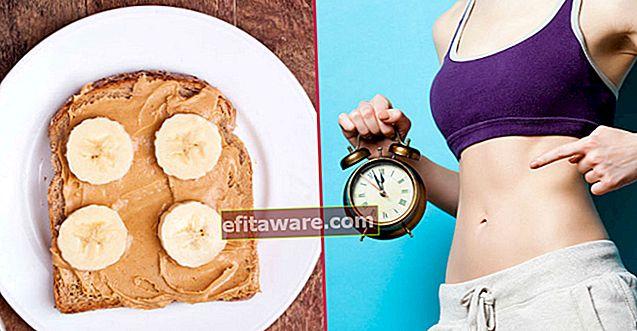 Diet Yang Memungkinkan Anda Menurunkan 15 Berat Badan Dalam 3 Minggu Dengan Membatasi Waktu Anda Makan Bukan Apa yang Anda Makan: Diet 8 Jam