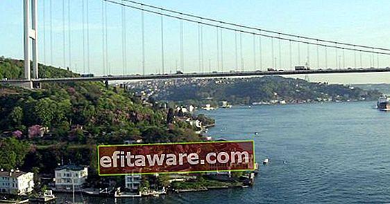 8 Tempat Indah Yang Indah Di Mana Anda Dapat Menemukan Kesempatan Untuk Menonton Istanbul Dari Atas
