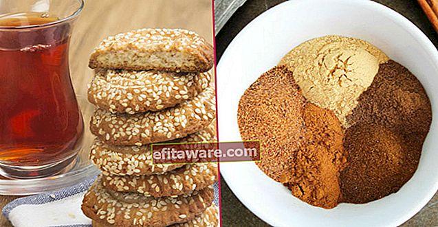 Lascia che i tuoi biscotti e le tue torte abbiano un odore dolce: come preparare le spezie Kömbe?