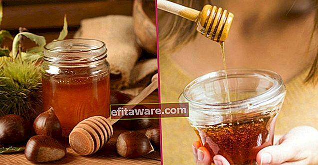 Una leggenda che vi farà dimenticare tutti gli altri mieli con i suoi effetti sull'organismo: il miele di castagno