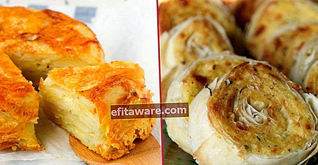 14 selbst gefüllte Kartoffelgebäckrezepte für Tassen mit dünner Taille