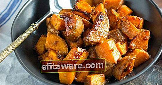 Una delle verdure più utili che amerai tanto quanto la patata classica: la patata dolce (rossa)