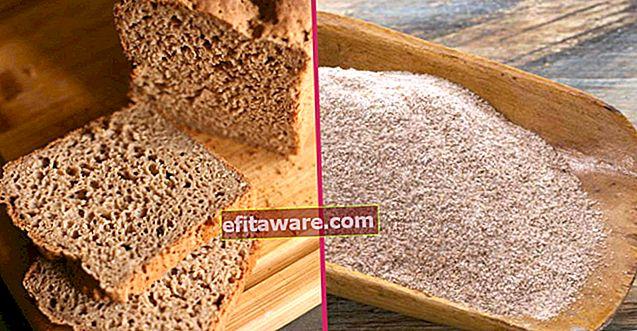 Devi incontrare i suoi benefici e il suo magnifico sapore in un attimo: farina di teff