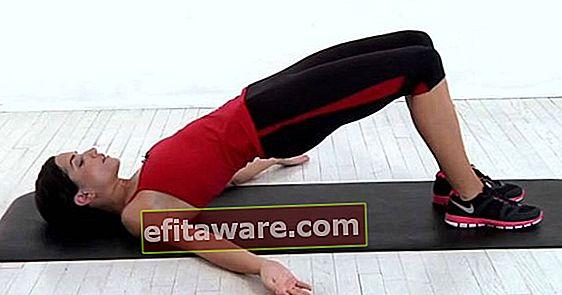 Pentru cei care nu au timp să meargă la sală: exerciții ușoare de Pilates pe care le puteți face acasă