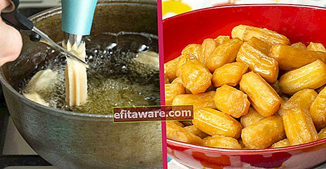Non restringe il grasso, diventa croccante: come preparare il dessert Tulumba a casa?