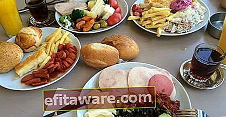 15 posti per la colazione di Ankara che possono dimostrare la bellezza della loro colazione anche con il bagel turco