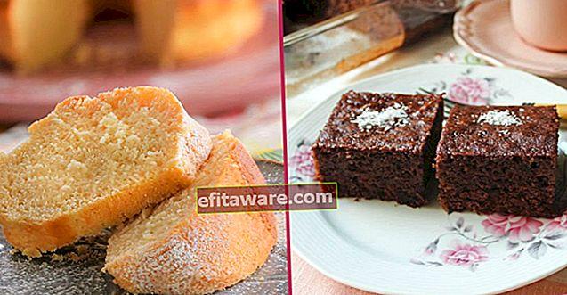 8 ricette di torte facili che puoi realizzare con gli ingredienti che si trovano in ogni cucina senza problemi