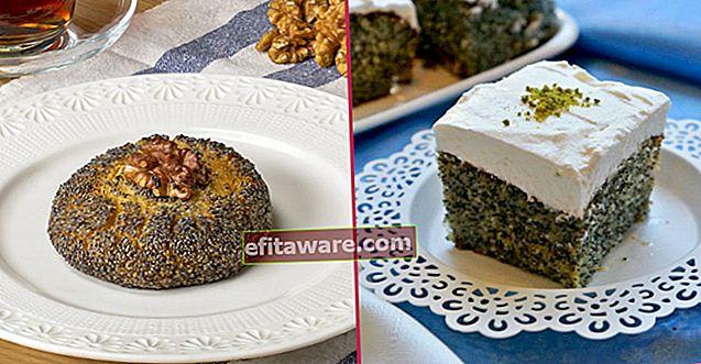 10 gustose ricette di dessert al papavero che rendono ogni boccone croccante in bocca