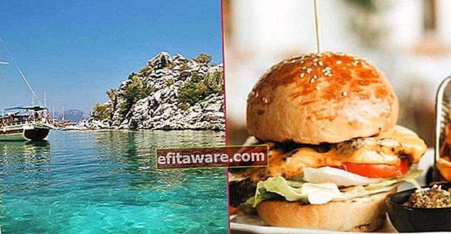 7 posti deliziosi di Marmaris, il posto migliore dell'estate