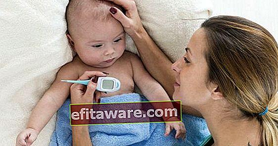Cosa dovresti fare per ridurre la febbre alta del tuo bambino?