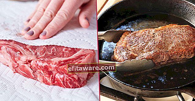 12 gustosi consigli per cucinare la bistecca perfetta a casa