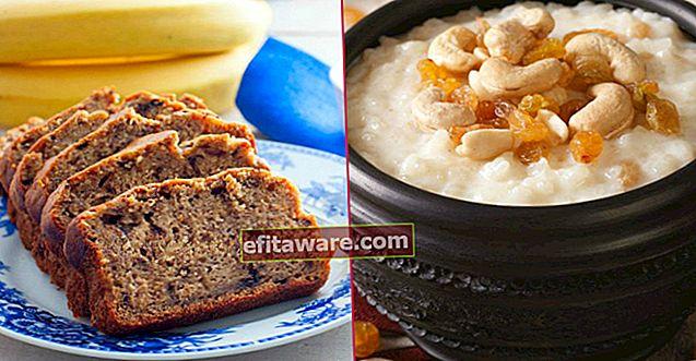 20 ricette di dessert pieni di salute che prendono gusto dalla frutta secca