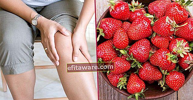 Il segreto per ridurre il dolore articolare è nascosto nel cibo: cosa è buono per i reumatismi?