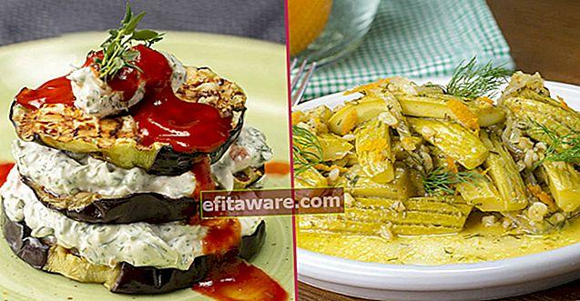 12 pasti sani a base di verdure dietetiche che non sconvolgeranno chi conta le calorie