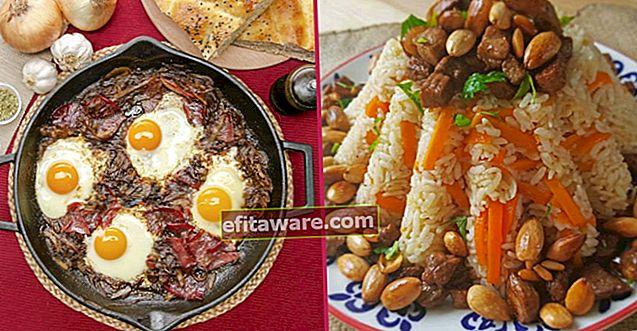 15 ricette deliziose e diverse dalla cucina del palazzo ottomano