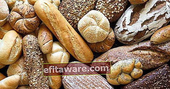 11 tipi di pane che non perdiamo dalle nostre tavole con le loro caratteristiche e vantaggi