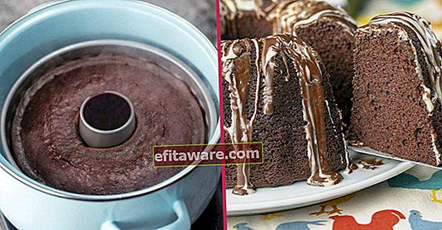 10 สูตรเค้กที่ง่ายและอร่อยที่คุณสามารถทำได้โดยไม่ต้องใช้เตาอบ