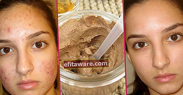 3-Zutaten-Maske, die die Poren reinigt und Falten reduziert: Kakaomaske