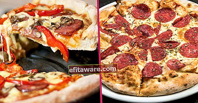 17 Resipi Pizza Berbeza Yang Akan Mengejutkan Semua Orang Dengan Selera Mereka Ketika Anda Memasak Di Rumah