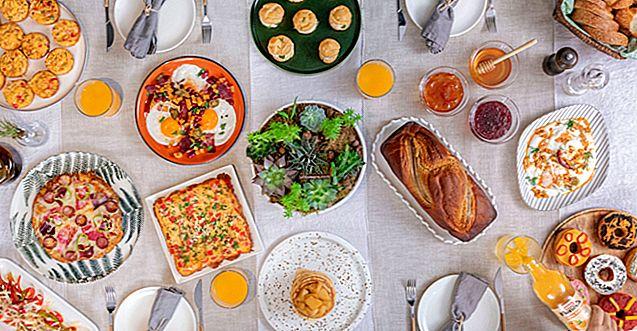 Iată masa de mic dejun a anului pe care am creat-o împreună cu rețete din toată Turcia!