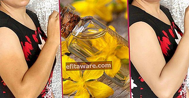 Modo naturale per sbarazzarsi di macchie solari, cicatrici e acne: sbiancamento della pelle con olio di centaurea