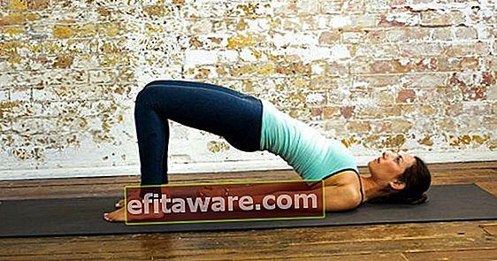 Movimenti yoga di base che quasi chiunque può fare facilmente a casa