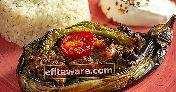 Menu Iftar del 12 ° giorno: prepara i piatti che mangeremo Karnıyarık come un misler!