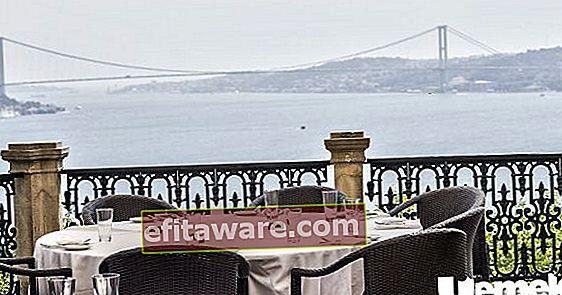 Kandilli Borsa Restaurant: Das türkische Bosporus-Rezital