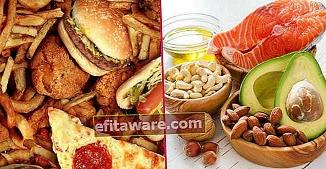 Hai sentito per anni, è tempo di imparare: cosa sono i grassi saturi e i grassi insaturi?