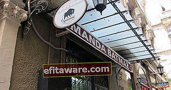 Mandabatmaz: Versteckter Ort in Istiklal für türkische Kaffeeleute
