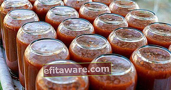 Da sapere: consigli per preparare pomodori in scatola per l'inverno