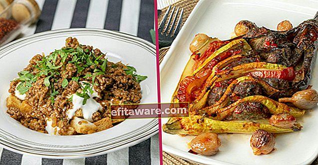 16 pratici pasti Iftar che puoi fare durante il giorno senza stancarti