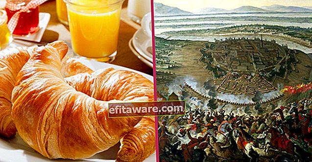 Kisah Menarik Croissant, Dikenal sebagai Rasa Prancis, Berdasarkan Kekaisaran Ottoman