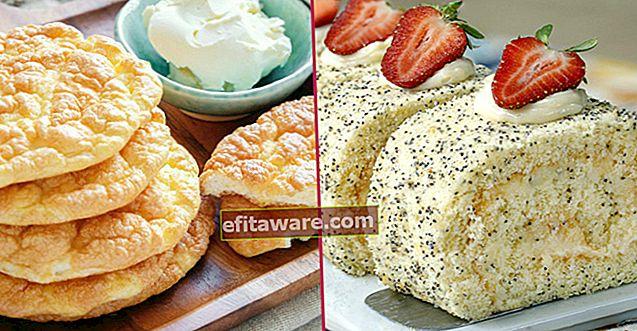 10 Resep Kue Kering Bebas Lemak Yang Membuktikan Rasa Lezat Bisa Dibuat Tanpa Menggunakan Minyak