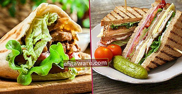 12 ricette di sandwich pratiche e diverse adatte ad ogni momento della giornata, dalla colazione alla cena