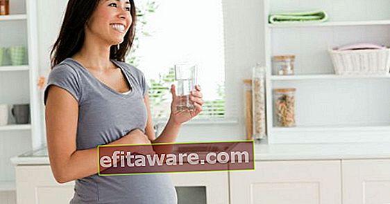 Per coloro che non sono sicuri di bere o meno: i benefici dell'acqua minerale e della soda durante la gravidanza