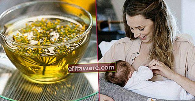 10 cibi e bevande che rendono felici sia la mamma che il bambino aumentando il latte materno