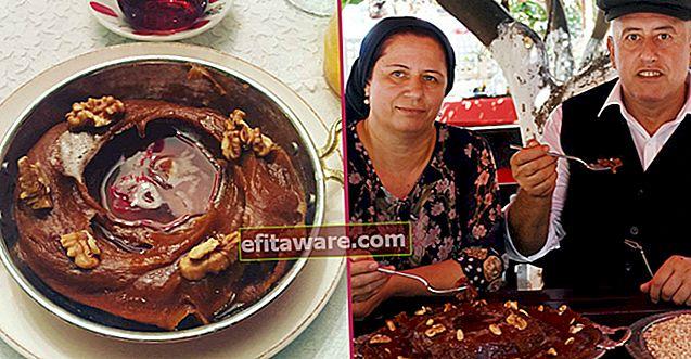 """È difficile mangiare, non fare: Orksüz Halvah con """"penalità"""" specifica per Alanya"""